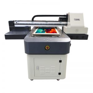 A4 Flachbett TTG direkt an Textil-Druckmaschine T-Shirt-Drucker