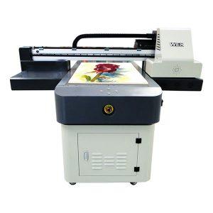heißer Verkauf a1 / a2 / a3 / a4 digitaler UVflachbettdrucker 6090 des kleinen Formats