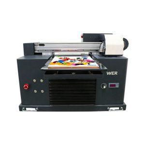 A4 UV-Drucker Universal-Flachdrucker geprägte Telefonabdeckung T-Shirt drucken
