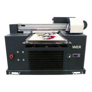 A3 Digitaler T-Shirt-Flachbettdrucker mit kostenloser Berufsausbildung