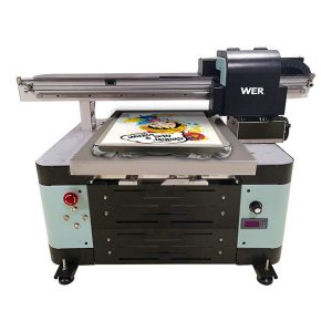 automatische kleidungsstück druckmaschine a2 größe uv t-shirt druckmaschine