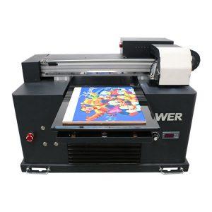 günstigen preis a4 größe uv led flachbettdrucker für jedes material