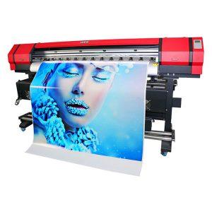 Hochpräziser Großformat-Tintenstrahldrucker mit doppeltem dx7-Druckkopf zu einem günstigen Preis
