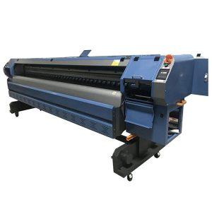 Eco-Solvent-Drucker 10 Fuß Flex-Banner-Druckmaschine