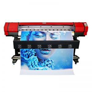 8 Fuß 10 Fuß Rolle zu Rolle und 2513 UV-Flachbettdrucker ER160UV