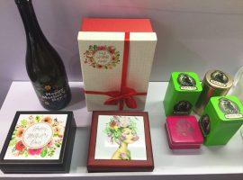 Verpackung Geschenkbox