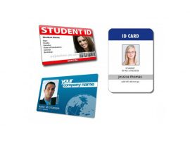 ID-Karten mit variablen Daten