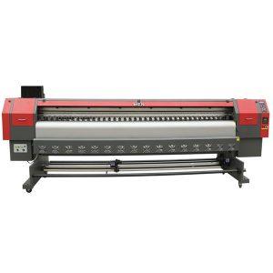 Großformat-Micro-Piezo-Druckköpfe greifen in den Eco-Solvent-Drucker ein