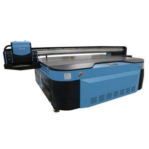 FAQ 1. Auf welchen Materialien kann ein UV-Drucker drucken? Drucker sind Multifunktionsdrucker: Sie können auf allen Materialien wie Handyhülle, Leder, Holz, Kunststoff, Acryl, Stift, Golfball, Metall, Keramik, Glas, Textilien und Stoffen usw. drucken. 2.Kann LED-UV-Drucker verwenden Druckprägeeffekt? Ja, es kann druck prägung wirkung, für weitere informationen oder muster bilder, kontaktieren sie bitte unseren vertriebsmitarbeiter. 3. Muss eine Vorbeschichtung aufgesprüht werden? Der Haiwn UV-Drucker kann weiße Tinten direkt und ohne Vorbeschichtung drucken. 4.Wie können wir den Drucker in Betrieb nehmen? Wir senden das Handbuch und das Lehrvideo mit der Verpackung des Druckers. Lesen Sie vor dem Gebrauch der Maschine die Bedienungsanleitung und sehen Sie sich das Lehrvideo an. Halten Sie sich strikt an die Anweisungen. Wir bieten auch exzellenten Service, indem wir online kostenlosen technischen Support anbieten. 5. was ist mit der Garantie? Unsere Fabrik bietet eine einjährige Garantie: Alle Teile (außer Druckkopf, Tintenpumpe und Tintenpatronen), die Fragen zum normalen Gebrauch enthalten, werden innerhalb eines Jahres neu geliefert (ohne Versandkosten). Ab einem Jahr nur zum Selbstkostenpreis. 6. Wie hoch sind die Druckkosten? Normalerweise unterstützt 1,25 ml Tinte das Drucken eines A3-Vollbilds. Die Druckkosten sind sehr niedrig. 7. Wie kann ich die Druckhöhe einstellen? Der Haiwn-Drucker installiert einen Infrarotsensor, damit der Drucker die Höhe der Druckobjekte automatisch erkennen kann. 8. Wo kann ich die Ersatzteile und Tinten kaufen? Unsere Fabrik liefert auch Ersatzteile und Tinten, die Sie direkt in unserer Fabrik oder bei anderen Lieferanten in Ihrem lokalen Markt kaufen können. 9.Was ist mit der Wartung des Druckers? Zur Wartung empfehlen wir, den Drucker einmal täglich einzuschalten. Wenn Sie den Drucker länger als 3 Tage nicht benutzen, reinigen Sie den Druckkopf mit Reinigungsflüssigkeit und setzen Sie die Schutzpatronen in den Drucker ein (Schu